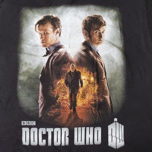 Doctor Who Shirt 10th, 11th, The War Doctor